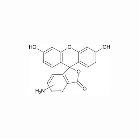 5(6)-Aminofluorescein (Mixture of isomers)