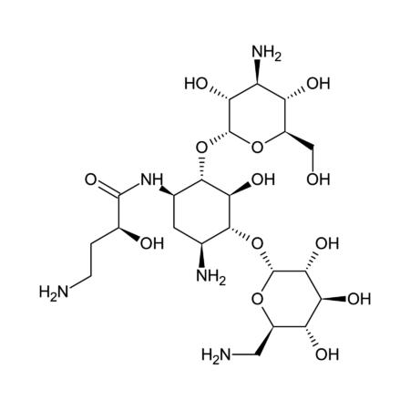 Amikacin hydrate