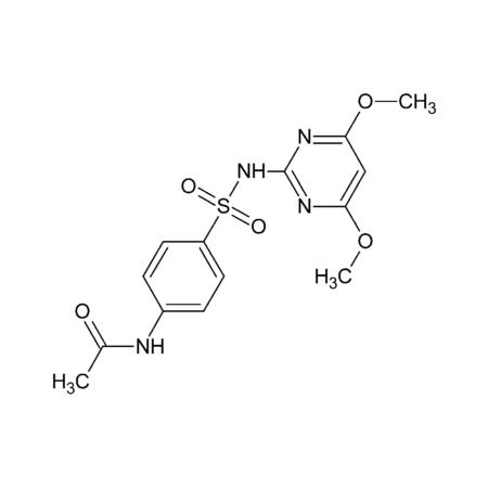 N4-Acetylsulfadimethoxine