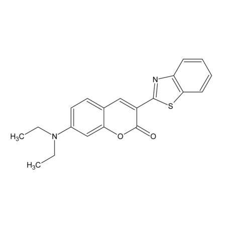 3-(2-Benzothiazolyl)-7-(diethylamino) coumarin