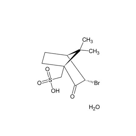 (1S)-(+)-3-Bromocamphor-10-sulfonic acid hydrate
