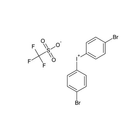 Bis(4-bromophenyl)iodonium triflate