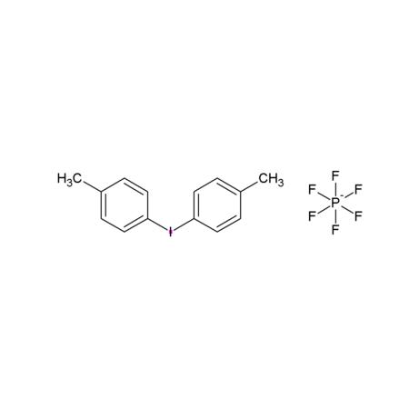 Bis(4-methylphenyl)iodonium hexafluorophosphate