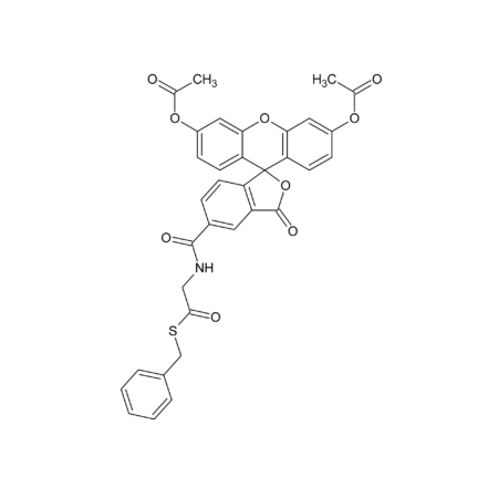 5-CFDA ethanedioic-S-phenylmethyl ester
