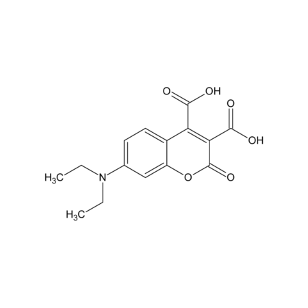 7-Diethylaminocoumarin-3