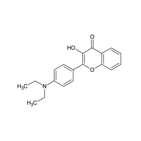4'-Diethylamino-3-hydroxyflavone