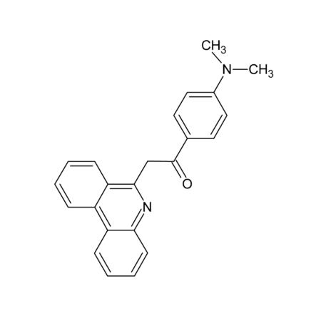 1-(4-Dimethylamino-phenyl)-2-phenanthridin-6-yl-ethanone