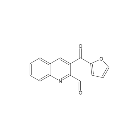 3-(2-Furoyl)quinoline-2-carboxaldehyde