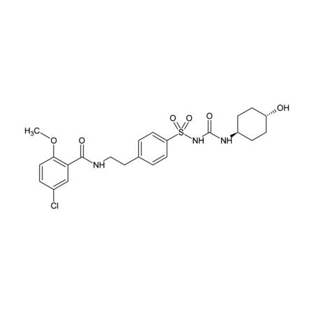 4-trans-Hydroxy-glibenclamide