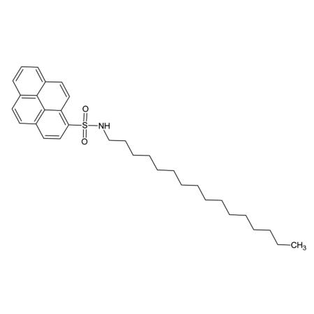 N-Hexadecylpyrene-1-sulfonamide