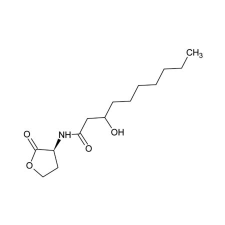 N-(3-Hydroxydecanoyl)-L-homoserine lactone