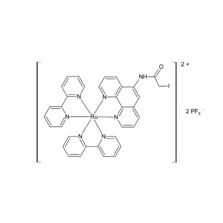 [Ru(bpy)2(5-iodoacetamido-1