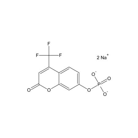 4-(Trifluoromethyl)umbelliferyl phosphate disodium salt
