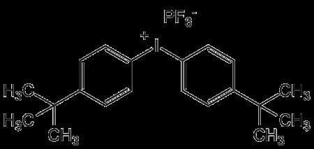 Bis(4-tert-butylphenyl)iodonium hexafluorophosphate
