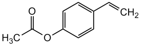 4-Acetoxystyrene (Stabilized with MEHQ)